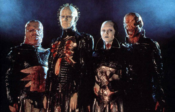 Hellraiser 2 Cenobites
